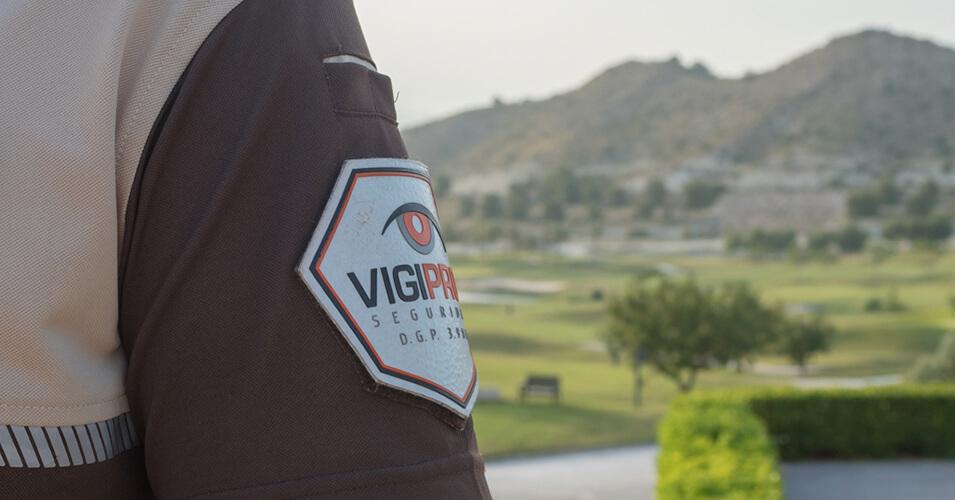 Seguridad en campos de golf, Vigiprot