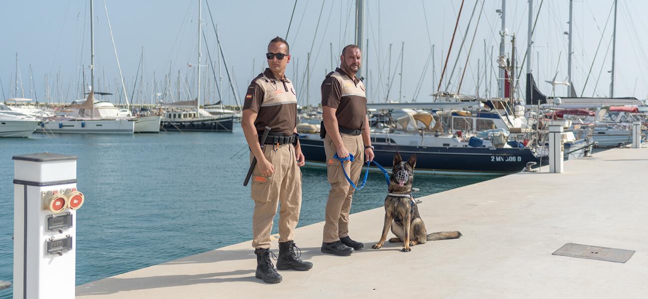 Vigilancia en puertos deportivos - Vigiprot