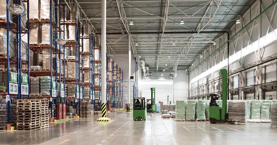 Seguridad de plataformas logisticas e industrias - Vigiprot
