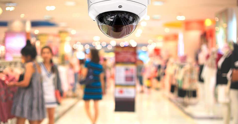 Seguridad en centros comerciales - Vigiprot