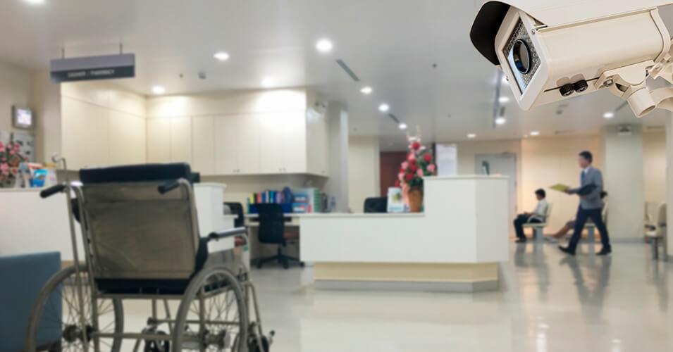Seguridad en centros hospitalarios y sanitarios - Vigiprot