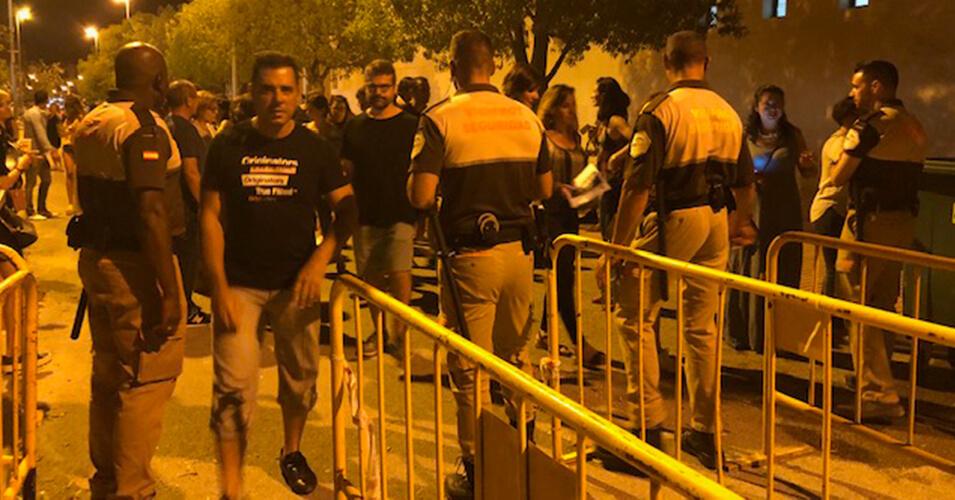 Seguridad en eventos y congresos - vigiprot