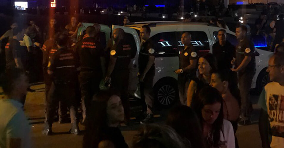 Servicio de seguridad en discotecas y salas de fiesta - Vigiprot
